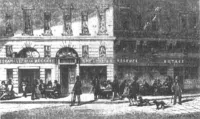 Café de la Regence
