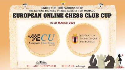 European online chess club cup