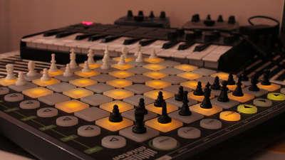 ajedrez electrónico