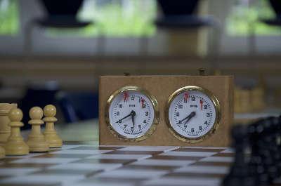 Relojes de ajedrez