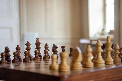tienda de ajedrez