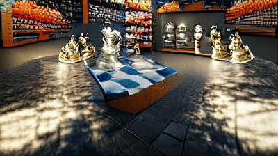 comprar material de ajedrez